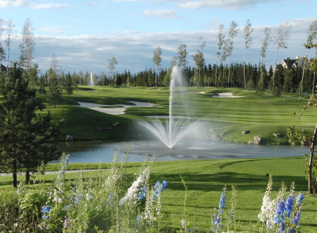 Agalarov Estates Water Features