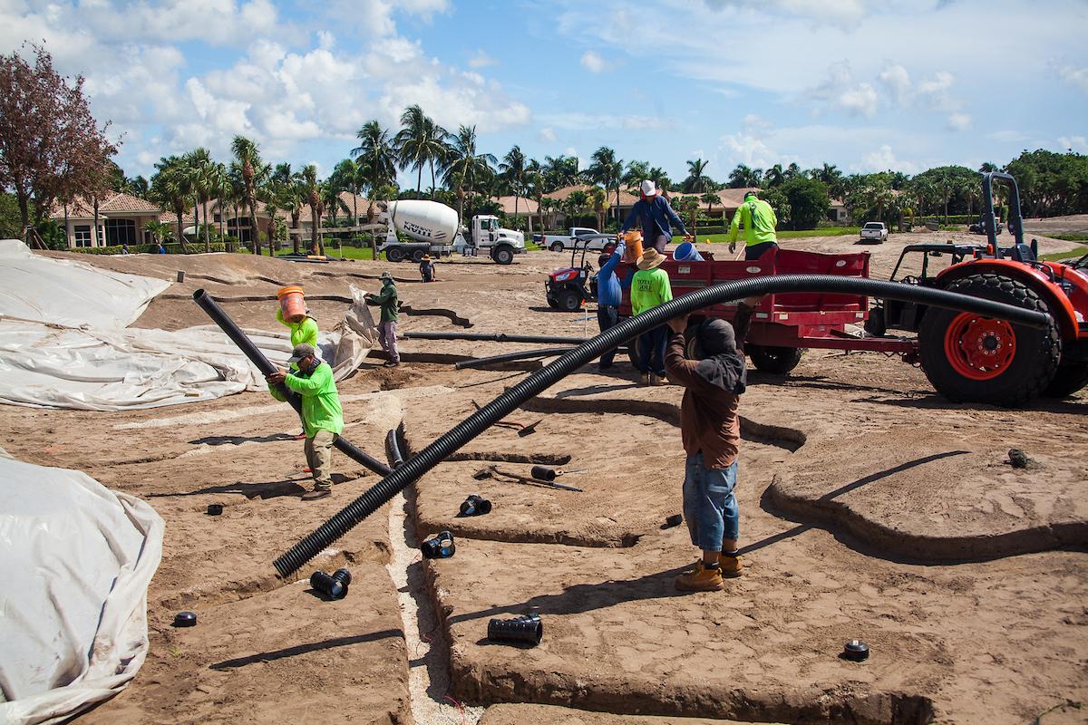 Construction Drainage